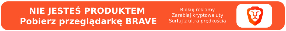 Rozpocznij z Brave Browser