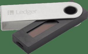 portfel offline ledger nano s