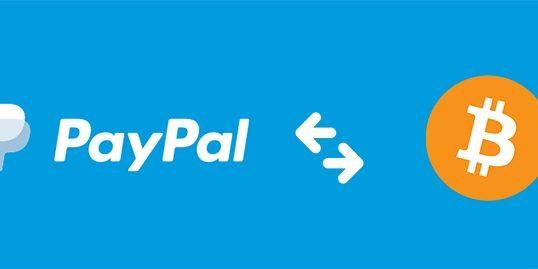 paypal na bitcoin