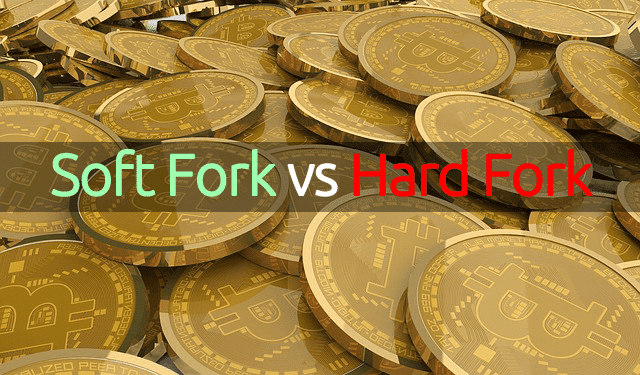 soft fork i hard fork