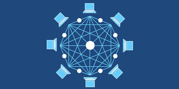 zdecentralizowana sieć połączenie pomiędzy komputerami