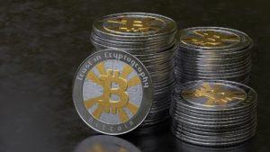 bitcoins