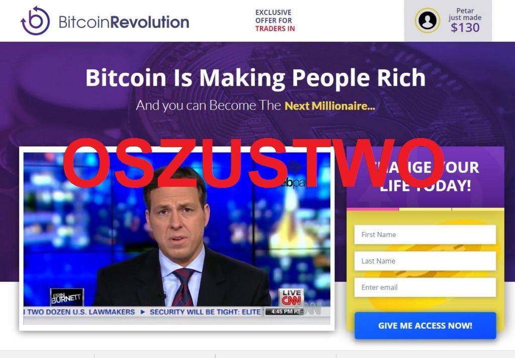 Strona główna Bitcoin Revolution