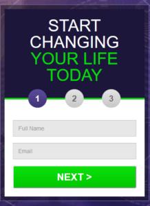 formularz logowania