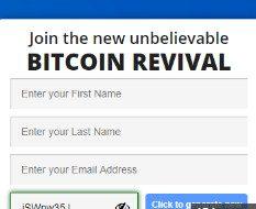 formularz logowania do kryptobota bitcoin revival