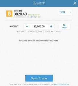 interface zakup bitcoin interface etoro okno aplikacji