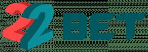 dwie dwójki czerwona niebieska cyfra bet niebieskie logo