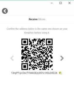 kod qr klucz jednorazowy umożliwiający odebranie kryptowaluty