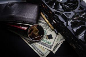 ethereum dolary amerykańskie portfel karta graficzna