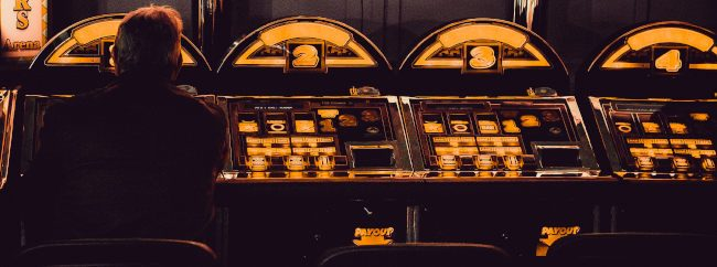 maszyny w kasynie