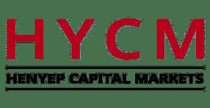 HYCM broker logo kolor