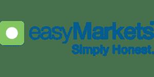 EasyMarkets broker logo kolor