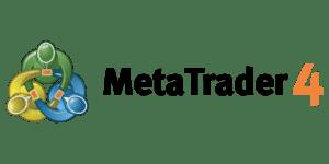 Meta Trader 4 kolorowe logo