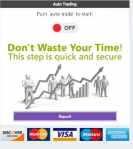 Bitcoin Prime jak wpłacić depozyt