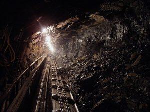 Szyb w kopalni węgla kamiennego