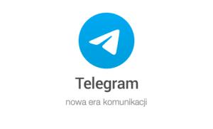 aplikacja telegram logo
